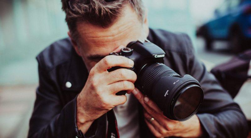 Fotografo per un evento