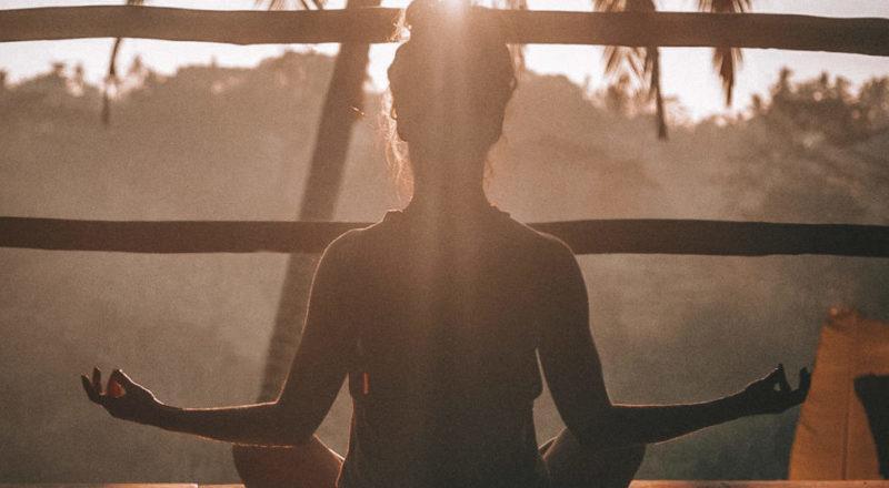 Sei sempre libero di meditare agli eventi sul benessere