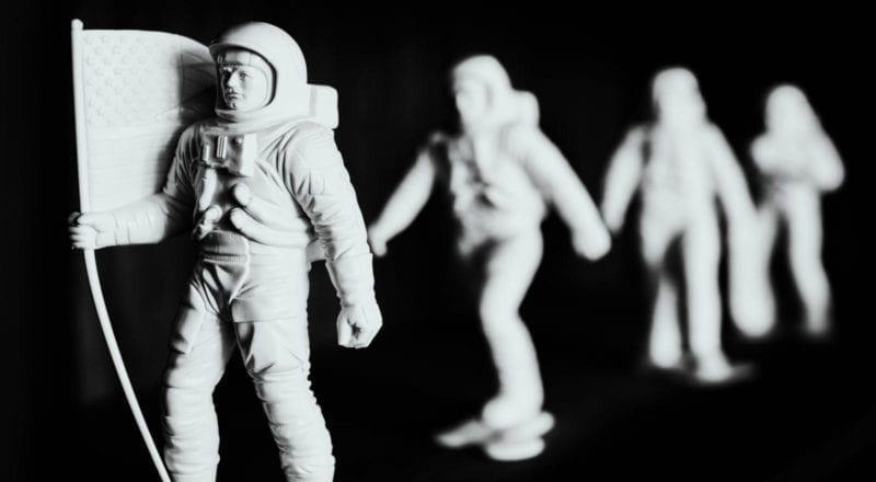 le attività di team building si possono tenere nello spazio profondo, ma le migliori sono quelle che si organizzano sulla Terra.