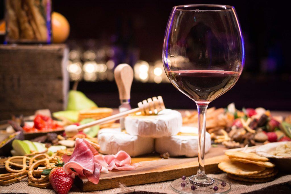 Degustazione di vini: Ricordatevi di avere qualcosa per pulire il palato