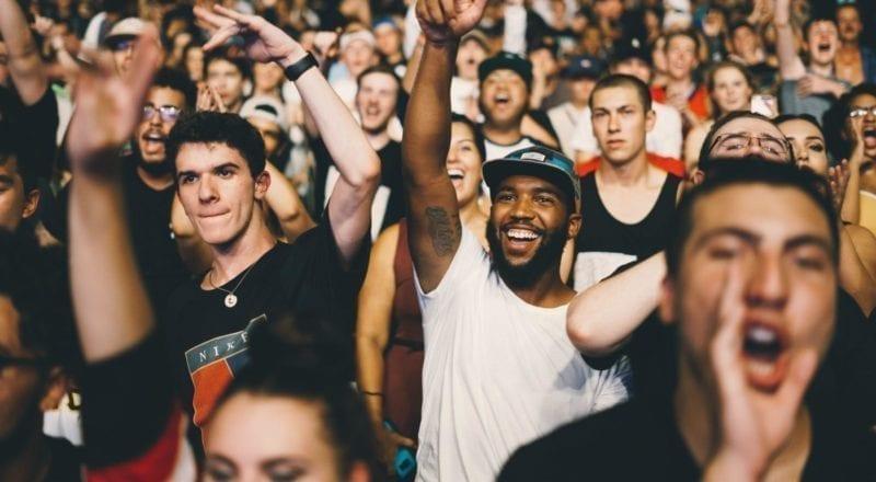 Come gestire la folla durante un evento