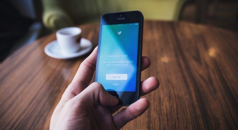 Condividere un evento su Twitter