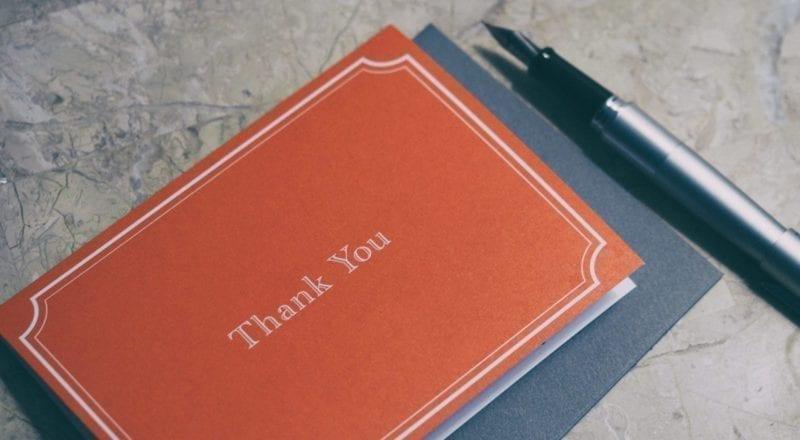 Festa di ringraziamento